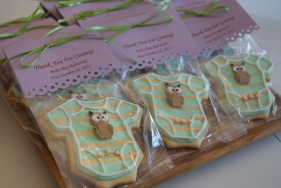 woodland forest baby shower favors the redwood table